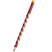 Stabilo Easycolors Sol El Kuru Boya Kalemi Kiraz Kırmızısı