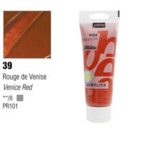 Pebeo Studio Akrilik Boya 100 Ml Venice Red -39