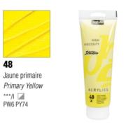 Pebeo Studio Akrilik Boya 100 Ml Primary Yellow -48