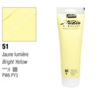 Pebeo Studio Akrilik Boya 100 Ml Bright Yellow -51