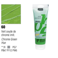 Pebeo Studio Akrilik Boya 100 Ml Chrome Green -60