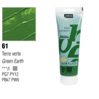Pebeo Studio Akrilik Boya 100 Ml Green Earth -61