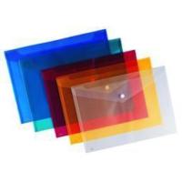 Bigpoint Bp230-03 Cıtcıtlı Dosya A4 Seffaf
