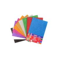 Bigpoint Bp733-20 Eva Sımlı Yapıskanlı 20X30 10 Renk Karısık