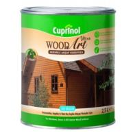 Cuprinol Woodart Ultra Su Bazlı Vernikli Ahşap Koruyucu 110-Şeffaf 2.5 L