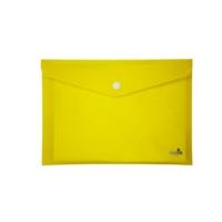 Umix Çıtçıtlı Zarf Dosya A6 Neon Sarı