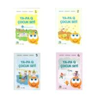 Yapa Q Çocuk Seti 4 Yaş (8 Kitap)