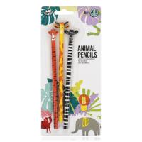 Kurşun Kalem Set - Orman Hayvanları