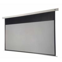 Gamma Screens 221x124 Kontrast Gri Motorlu Projeksiyon Perdesi