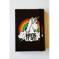 Köstebek Unicorn - Bring It On Defter