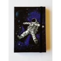 Köstebek Uçan Astronot Defter