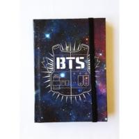 Köstebek K-Pop Bts Galaxy Defter