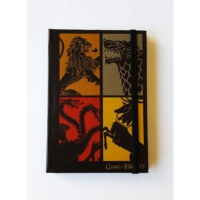Köstebek Game Of Thrones Family Defter