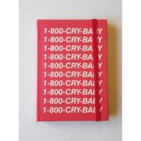 Köstebek Drake 1-800 Cry Baby Defter