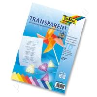 Folia Transparan Kağıt A4 10 Renk 87409