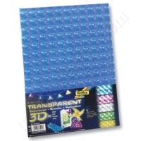 Folia Transparan Kağıt 22X33 Cm 3D 810409
