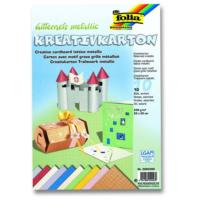 Folia Yaratıcılık Seti Kafes Dokulu Karton Fo 5032309