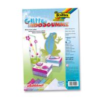 Folia Felt Glitter Eva 5 Sayfa Fo-231909