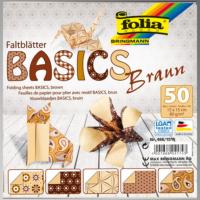 Folia Felt Origami Basics Kahve 50 Sayfa Fo-466-1515