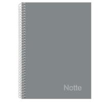 Notte Sert Kapak Defter A4 Pastel 200 Yaprak 50-108