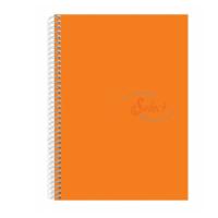 Notte Plastik Kapak Defter A4 Select 200 Yaprak 60-108