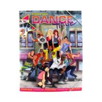 Top Model Dance House Sticker Albümü Dk08479