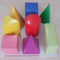 Geometrik Cisimler Seti Ömer Karaman