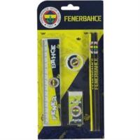 Fenerbahçe 5'li Kırtasiye Seti