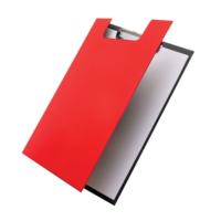 Linea Plastik Sekreterlik A4 Kapaklı Kırmızı 56