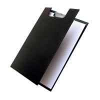 Linea Plastik Sekreterlik A4 Kapaklı Siyah 56