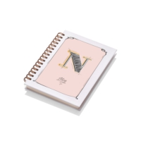 The Mia Notes Defter - N