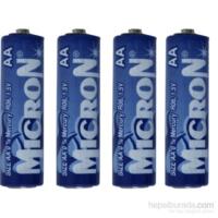 Micron Aaa Tip İnce Pil 60'lı