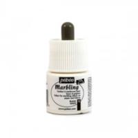 Pebeo Marbling (Ebru Boyası) 10 White 45Ml