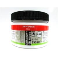 Talens Amsterdam Extra Heavy Gel Medıum Gloss 250 Ml No 021