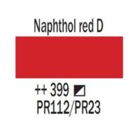 Talens Amsterdam Akrilik Boya 120 Ml 399 Naphthol Red Deep