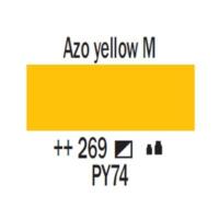 Talens Amsterdam Akrilik Boya 500 Ml 269 Azo Yellow Medium