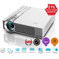 Asus P2B 1280x800 WXGA LED 350 Ans HDMI/MHL/USB