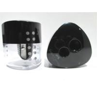 Faber Castell Grip Jumbo Auto Kalemtraş (Otomatik Kapak) Siyah