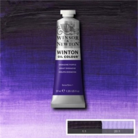 Winsor Newton Winton 37 Ml Yağlı Boya No 47 Dioxazine Purple