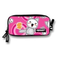 Cennec 455 - Sevimli Kedi Kalem Çantası