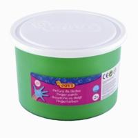 Jovi 500 ml Yeşil Parmak Boyası (Kavanoz)