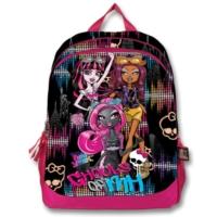 Ümit Çanta Monster High Kızları Siyah Okul Çantası (1852)