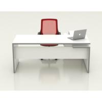 Tefrishop Sandy 160 Ofis Masa(Beyaz)