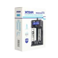 Xtar Rocket Sv2 Li-İon Ni-Mh/Ni-Cd Hızlı Şarj Cihazı