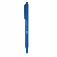 Bic Round Stick Basmalı Tükenmez Kalem Orta 1.0 Mm Mavi
