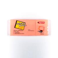 Bigpoint Yapışkanlı Not Kağıdı 4'Lü 40X50 4 Renk