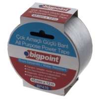 Bigpoint Çok Amaçlı Güçlü Bant 45Mm X 12M