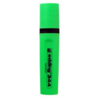 Edding 344 Fosforlu Kalem Yeşil
