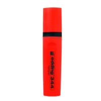 Edding 344 Fosforlu Kalem Kırmızı