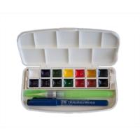 Zig Pigment Suluboya Set 14 Renk